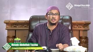 Ustadz Abdullah Taslim Poligami Bukti Keadilan Hukum Allah