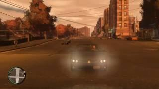 GTA IV/4 on GeForce 9800 GT 1GB - Maxed Out 1080p Gameplay