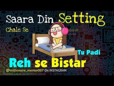 Mai Sidha Sadha Chora....best Whatsappp Statues