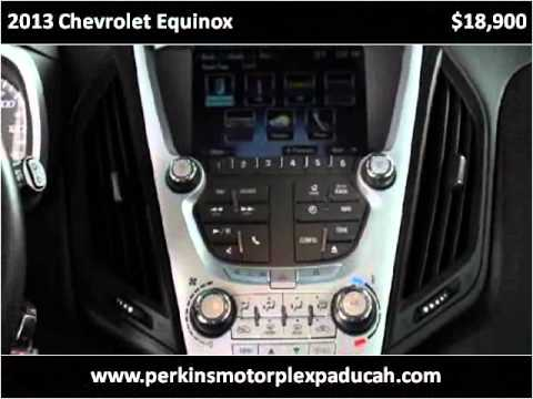 2013 Chevrolet Equinox Used Cars Paducah Ky Youtube