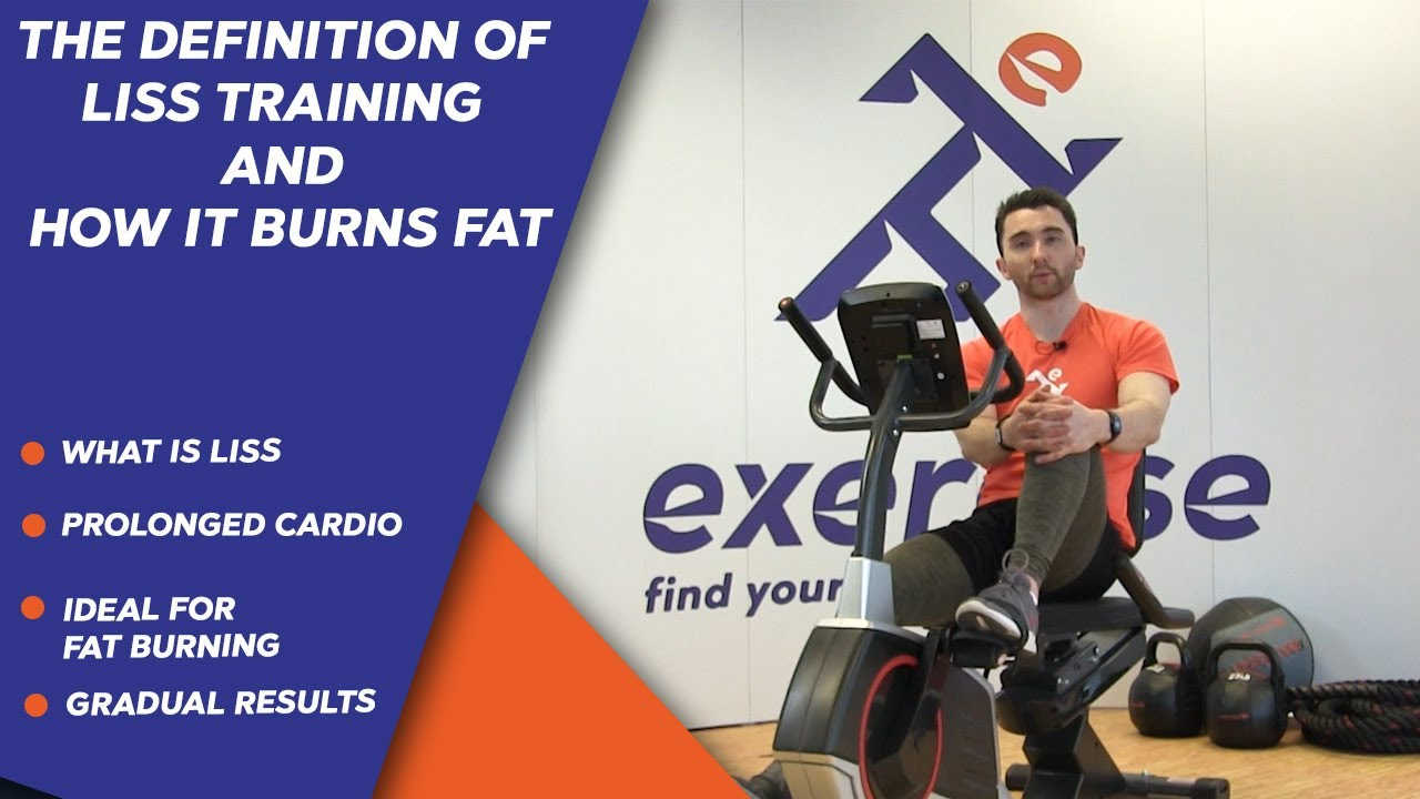 The Definition of LISS Training and How It Burns Fat
