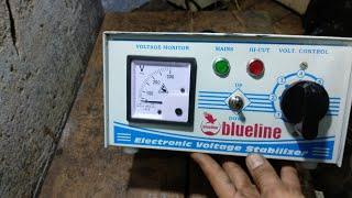 Autocut/ Manual Voltage Stabilizer /Steplizer 01 Kva | Electric N Electronic