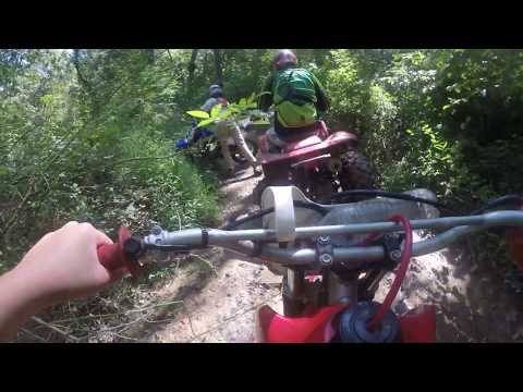 camp woodbrook ride september 4, 2017  last day of summer break