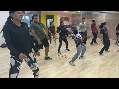 Bolly Dance Fitness At Stepperz Sadashiv Nagar Bangalore | Malur Srinivas
