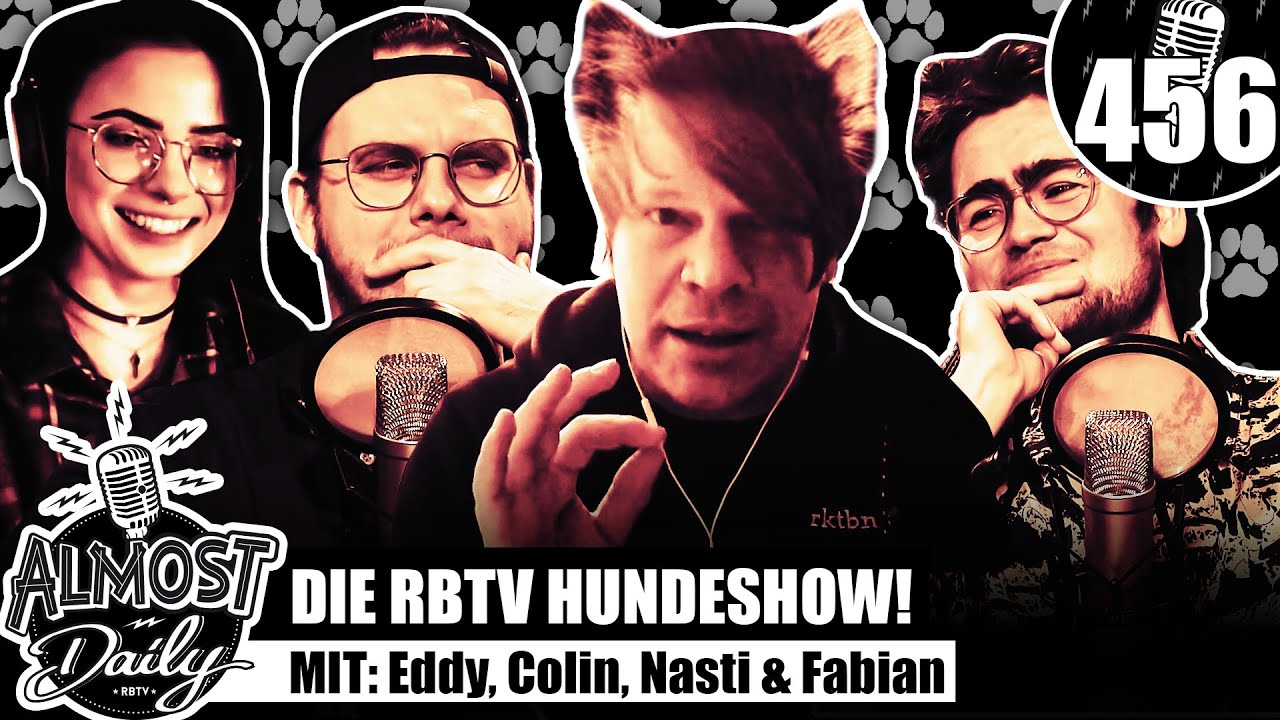 Die RBTV Hundeshow! | Almost Daily #456