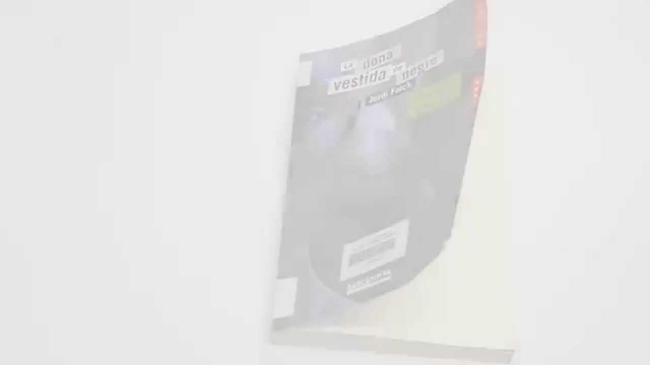 Resum del llibre la dona vestida de negre