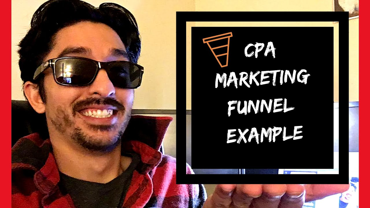 CPA Marketing Funnel Example (KetoGenic Diet Offer)