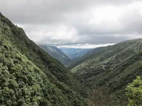Cherrapunji - Meghalaya - Halfway to Heaven - Incredible India