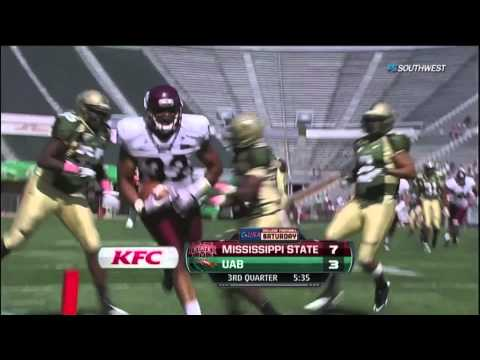 Tyler Russell College Highlights