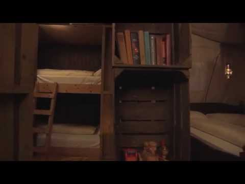 Interiors Movie Feather Down: What Is Glamping?
