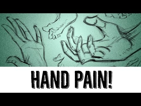 Managing Hand Pain for Artists