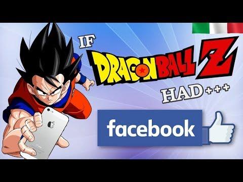 ZeroMic - If Dragon Ball Z Had Facebook [ITA]