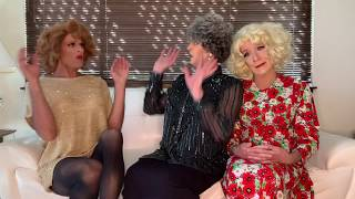 """Golden Girls"" opening theme re-created by Quarantine Queens in Las Vegas!"