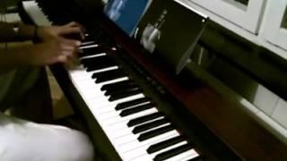 Boyz 2 Men - End Of the road (Piano Cover)