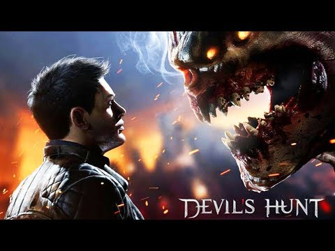 DEVIL'S HUNT All Cutscenes (Game Movie) 1080p HD 60FPS