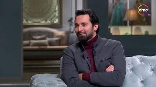 صاحبة السعادة - لقـاء مع النجم أحمد حاتم مع الجميلة إسعاد يونس