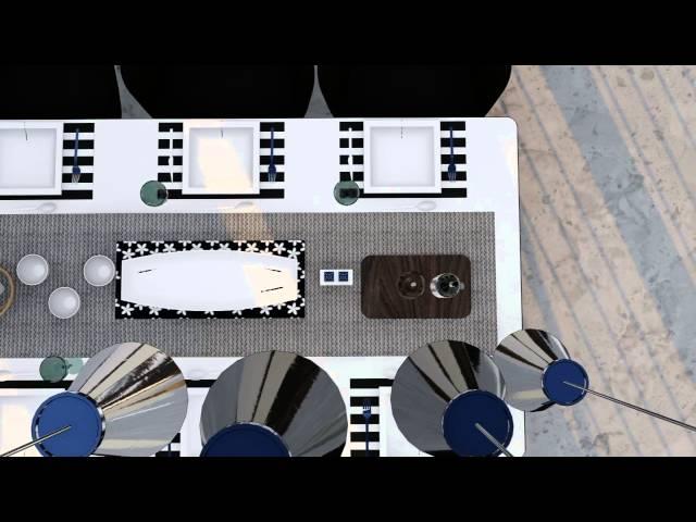 Penthouse UNDO Upper Deck 5     Unique Domicile  Trailer 2016   I   Immo.Digital GmbH&Co.KG