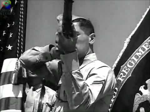Marines swear in on the Rifle