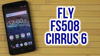 Розпаковування Fly FS508 Cirrus 6 Black