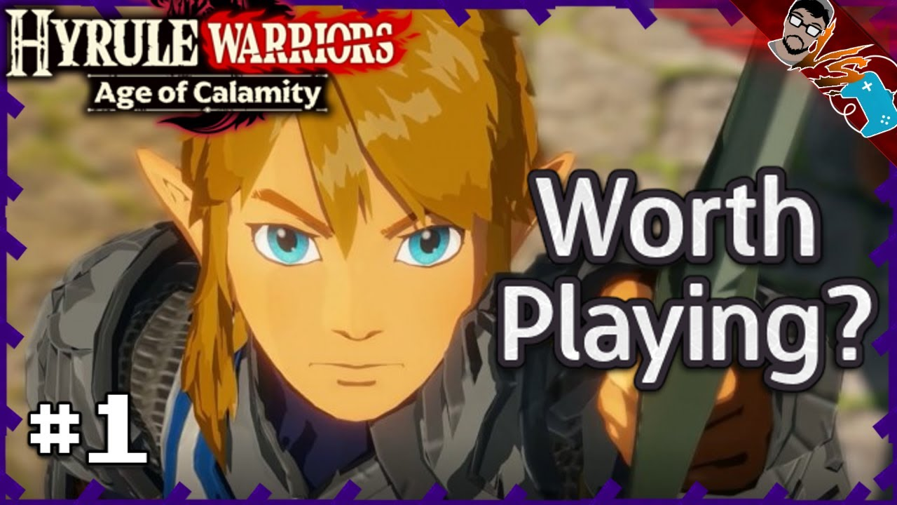 Is It Worth Playing Hyrule Warriors Age Of Calamity Gameplay Walkthrough Part 1 Demo Youtube