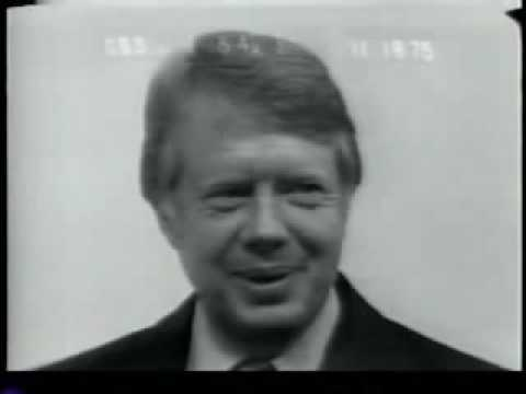 U.S Elections 1976 - Profile of Jimmy Carter