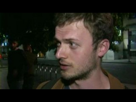 London witness: There was a period of intense gunfire