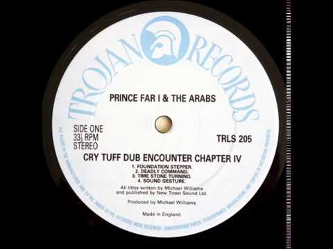 Prince Far I & The Arabs - Foundation Stepper [Trojan Records 1981]