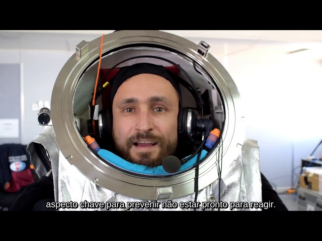 PT Kids2Mars   Argentina - What do astronauts do to not get nervous about failures or errors?