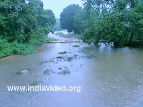 Bavali River, Kannur, Kerala, India, Kottiyoor Temple