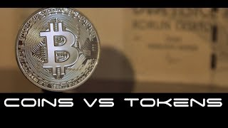 Coins vs Tokens - Cryptocurrency Difference - Tron a Token Probably Won't Be on Coinbase