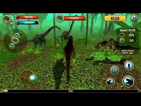 Tyrannosaurus Rex Sim 3D Android Gameplay HD #5