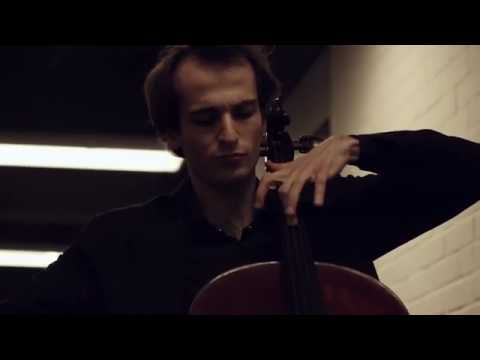 "Sollima ""Alone"" performed by Christoph Croisé"