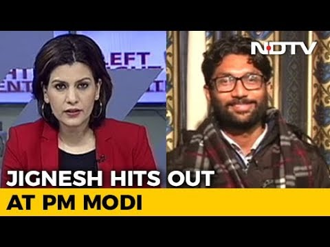 I Am A Youth Leader, Born In A Dalit Family: Jignesh Mevani To NDTV