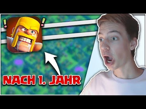 🔥 Playing Clash of Clans after 1. Year! 😎 (Unbelievable!)