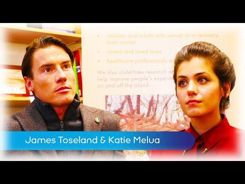 MTTV Archive: Katie Melua & James Toseland 25.2.2015