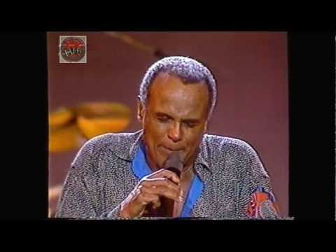 Banana Boat Song,(Day-O) Belafonte LIVE 1987