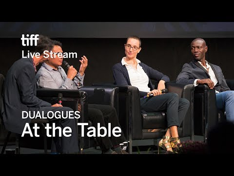 AT THE TABLE Dialogues | Festival 2017