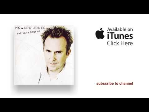 Howard Jones - Let The People Have Their Say - The Very Best Of