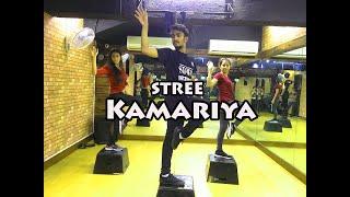 Kamariya || Ashish Giri Choreography || STREE - Rajkummar Rao, Aastha Gill,Divya Kumar