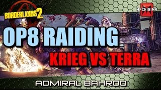 OP8 Raiding Guide  Krieg Vs Terramorphous
