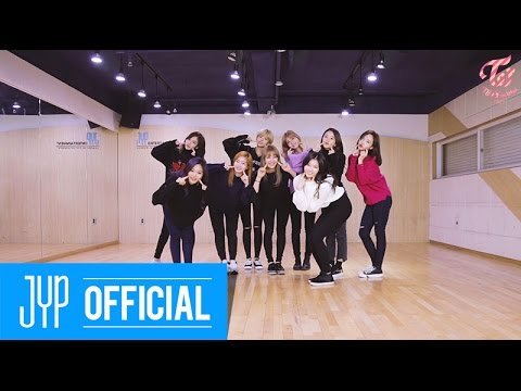 TWICE(트와이스) 'JELLY JELLY' Dance Practice Video