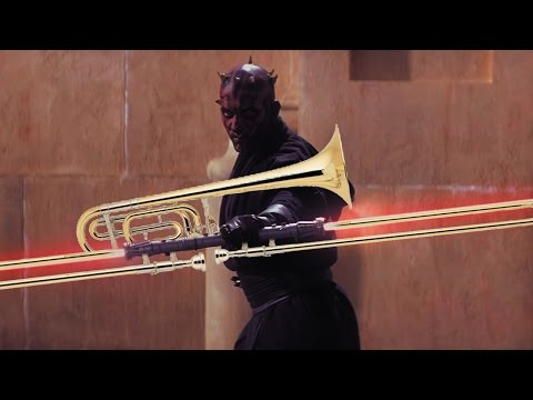 Star Wars - Duel of the Fates: Trombone Arrangement