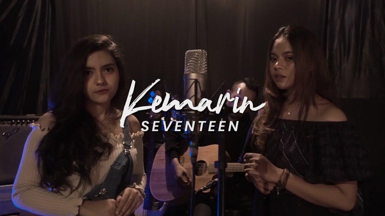 KEMARIN / WINGI - SEVENTEEN ( Ipank Yuniar ft. Ingtise Hyndia & Ulfah Betrianingsih Akustik Cover )