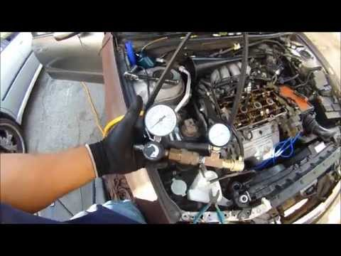 HOW TO MAKE A CYLINDER LEAK DOWN TESTER TO CHECK BLOWN HEAD GASKETS, PISTON RINGS, VALVE & SEATS