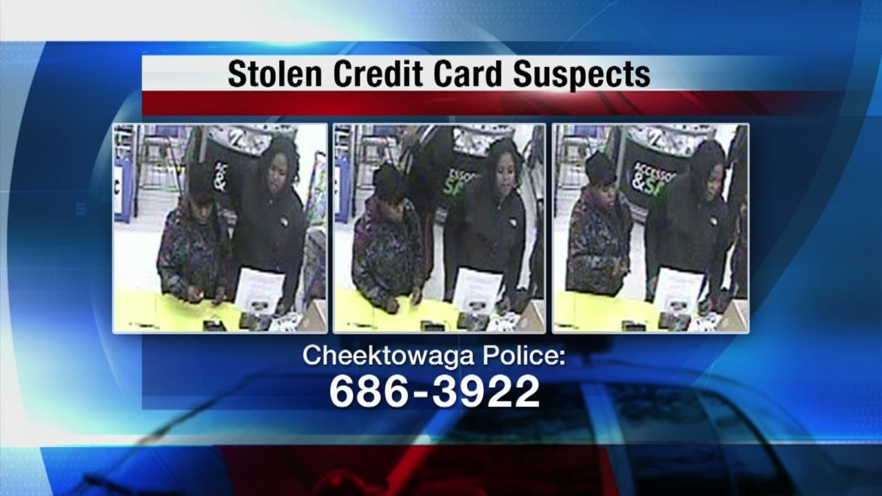 how do people use stolen credit cards