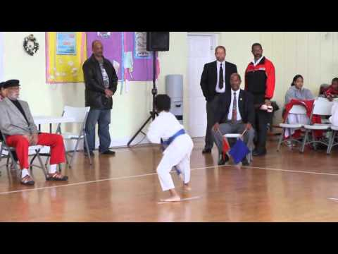 Sensei Roots Invitational Tournament Bermuda February 12 2012