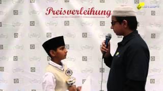 Musavar Ahmed - Rede Urdu - Salana Ijtema 2015 - Majlis Atfal-Ul-Ahmadiyya Deutschland
