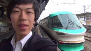 38)【第17日】日本一長いきっぷの旅《白浜駅→高茶屋駅》午後の部