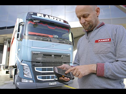 Zuverlässige Transportlogistik Mit Panasonic Toughbook Bei Planzer Transport AG
