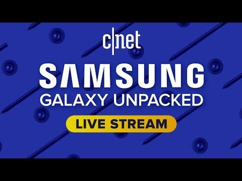 Watch Samsung's Galaxy Note 10 Live Event